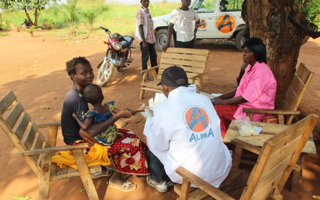 Central African Republic: ALIMA's mobile clinics care for flood victims