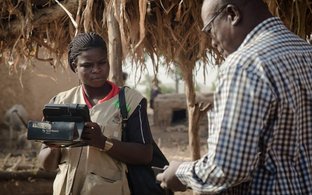 Mapping malnutrition treatment coverage with mobile technology