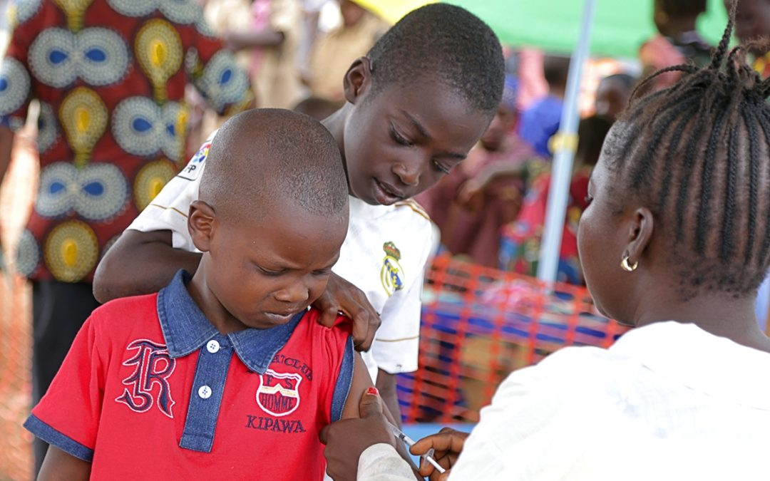 Vaccination: the challenges and benefits in West and Central Africa