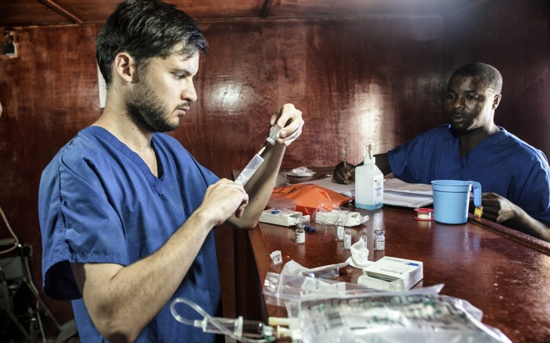 Guinea: the results from the study of favipiravir for treatment against ebola prove to be nuanced