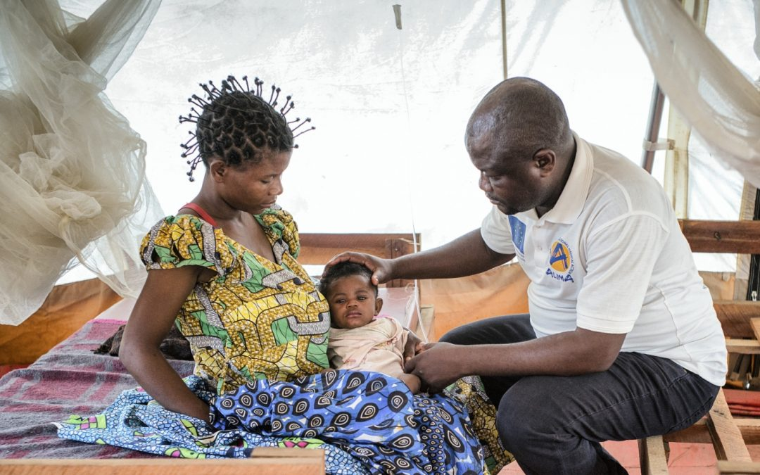 "MEASLES IN DR CONGO: ""Children are the primary victims of the outbreak"""
