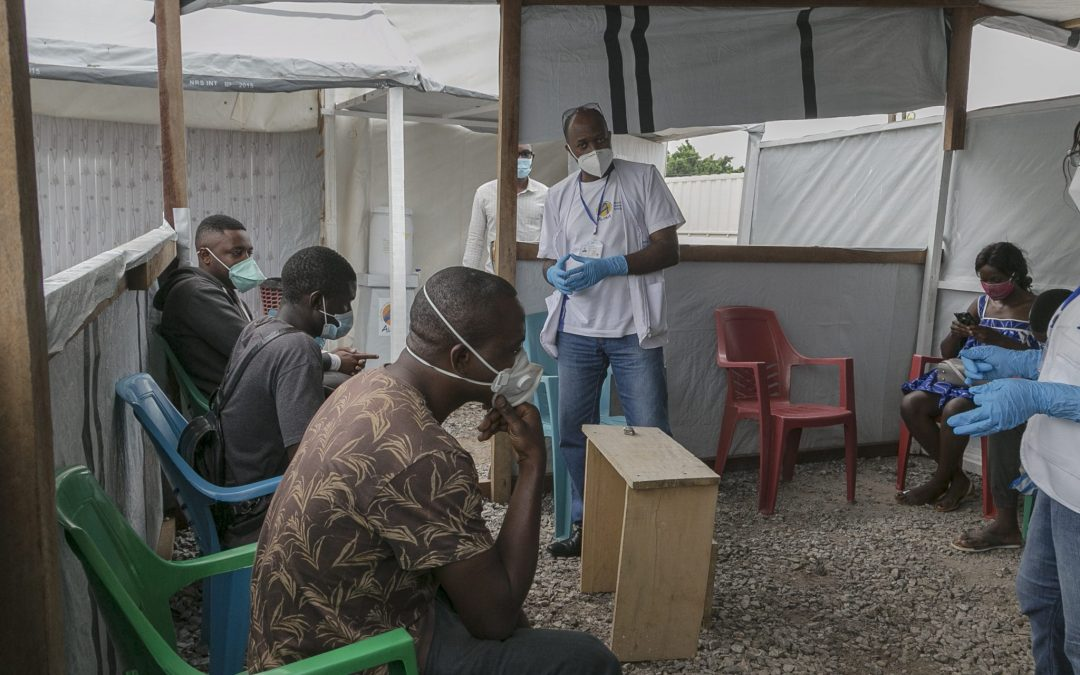 COVID-19 in Cameroon: The challenge of integrating mental health care into the pandemic response