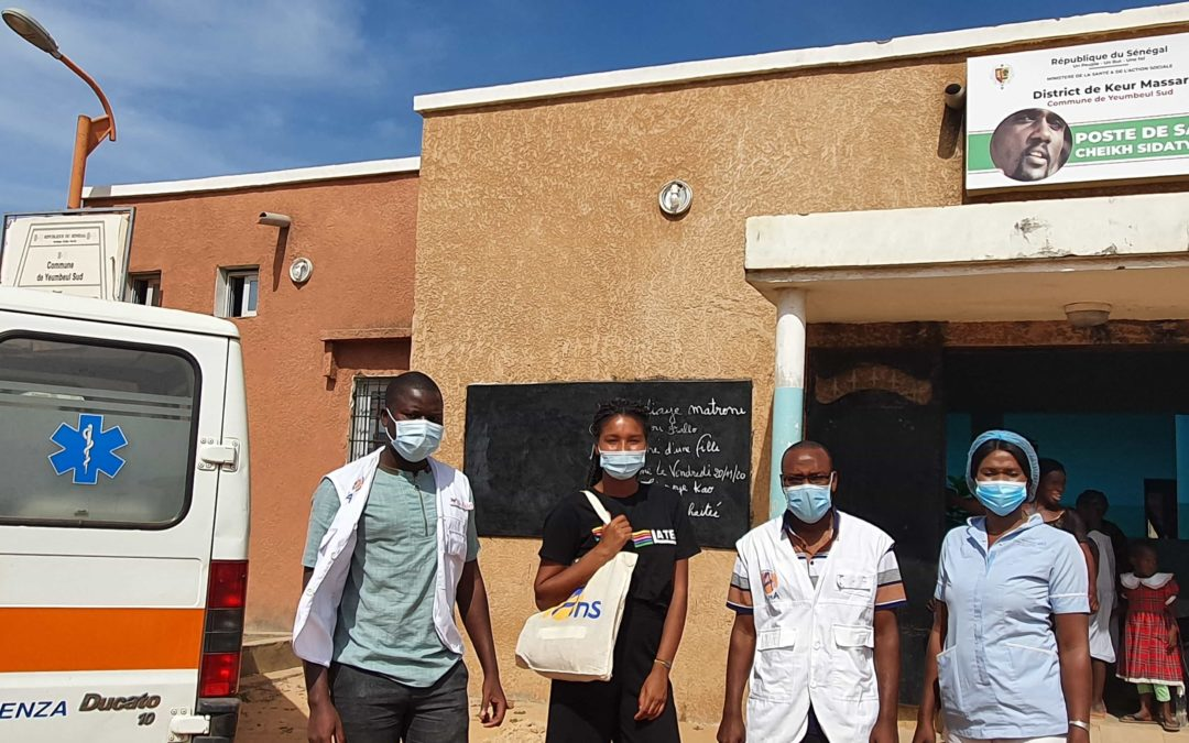 COVID-19 in Senegal: Using 'savings and credit clubs' to help at-risk people get health care