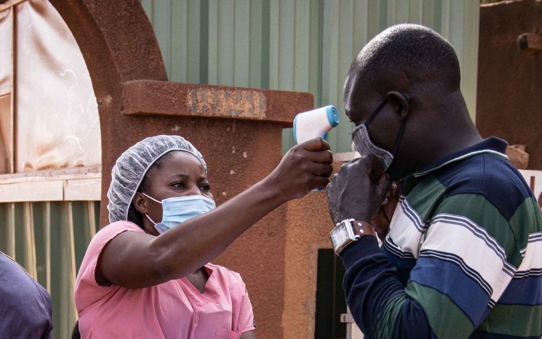 Facing the second wave of COVID-19, countries in sub-Saharan Africa lack resources and vaccines