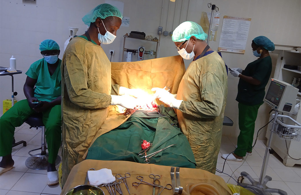 Burkina Faso: Interview with Dr. Kolle, a surgeon in Kaya