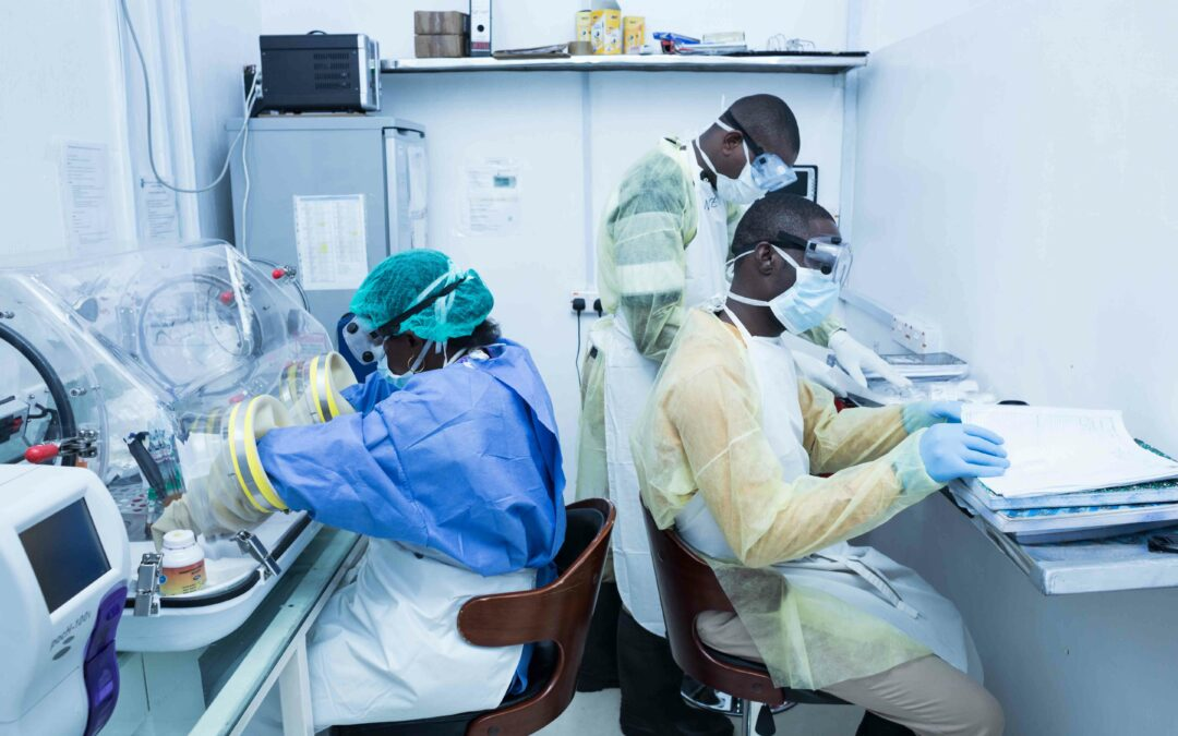 Lassa fever in Nigeria: Promising results from a new study will improve the quality of care