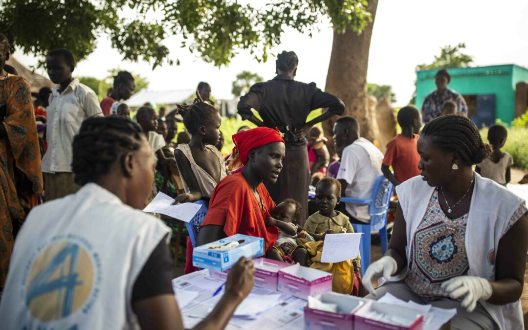 World Malaria day: The time to act is now!