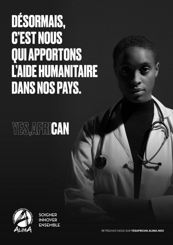 Désormais, c'est nous qui apportons l'aide humanitaire dans nos pays.
